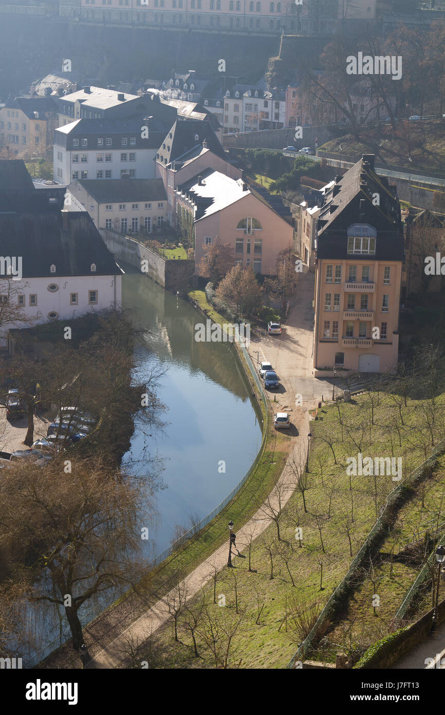 luxembourg 888 - Stock Image