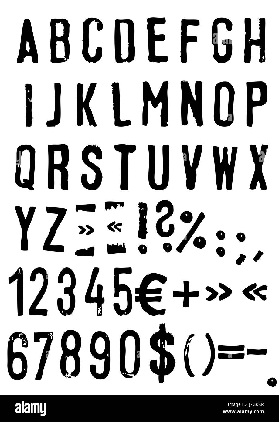 Type Model Build Letters Writing Font Typography Text Alphabet Write Wrote