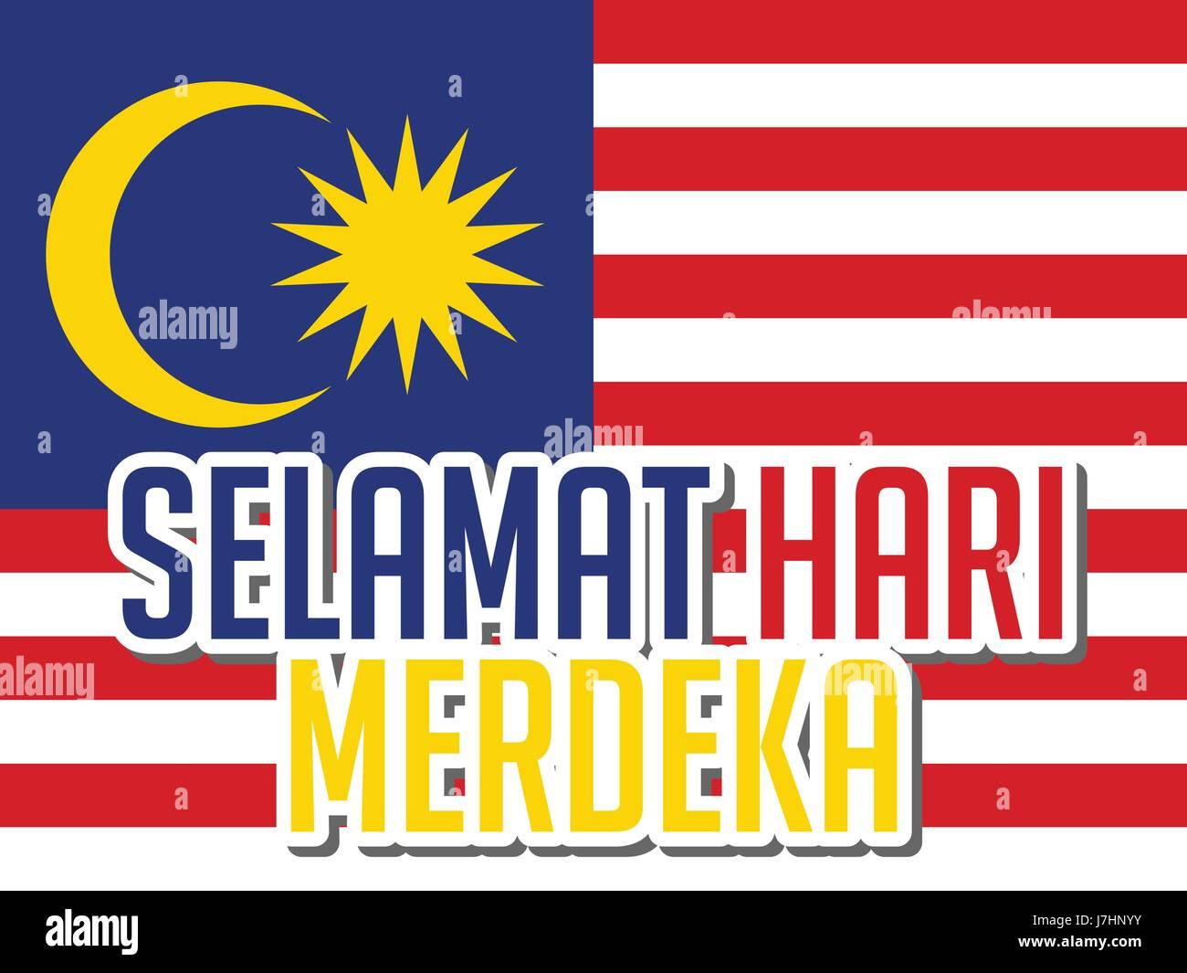 Hari Merdeka High Resolution Stock Photography And Images Alamy