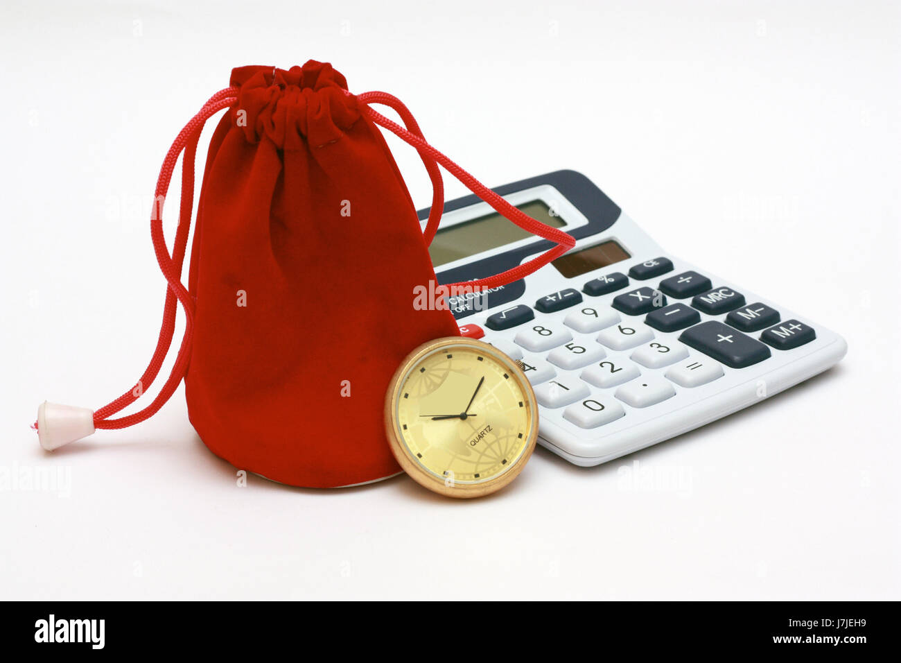 Accounting is essential in any business. Business is a number game. Everything is counted in numbers. The money - Stock Image