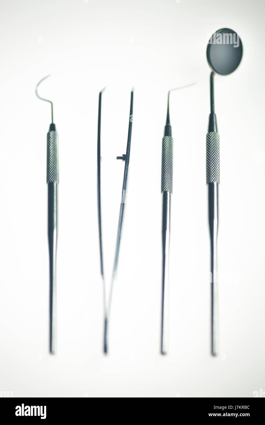 dentist s tools stock photo 142420976 alamy