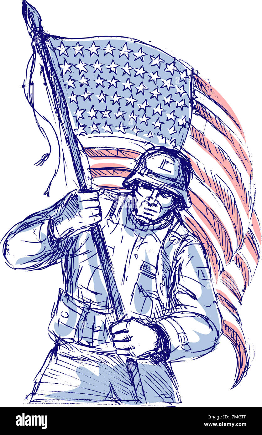 Soldier Drawing Stock Photos & Soldier Drawing Stock Images