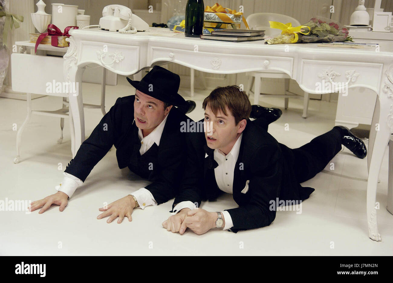 THE PRODUCERS (2005)  NATHAN LANE  MATTHEW BRODERICK  SUSAN STROMAN (DIR)  UNIVERSAL/MOVIESTORE COLLECTION LTD - Stock Image