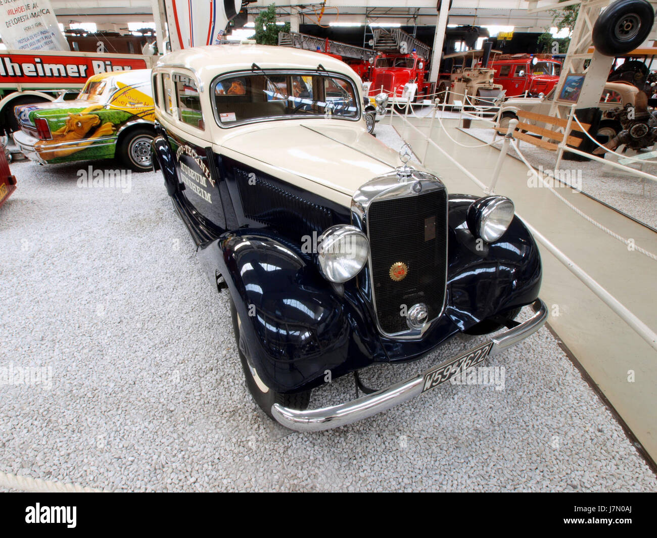 1946 Mercedes Benz 170 V Kombi Pic2 Stock Photo  142446826