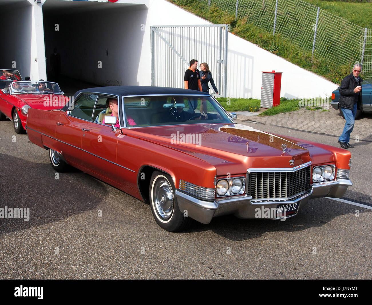 1970 Cadillac Dedan De Ville - Stock Image
