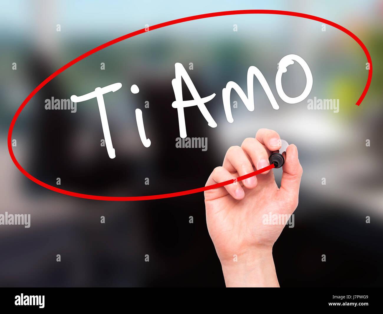italian man says i love you