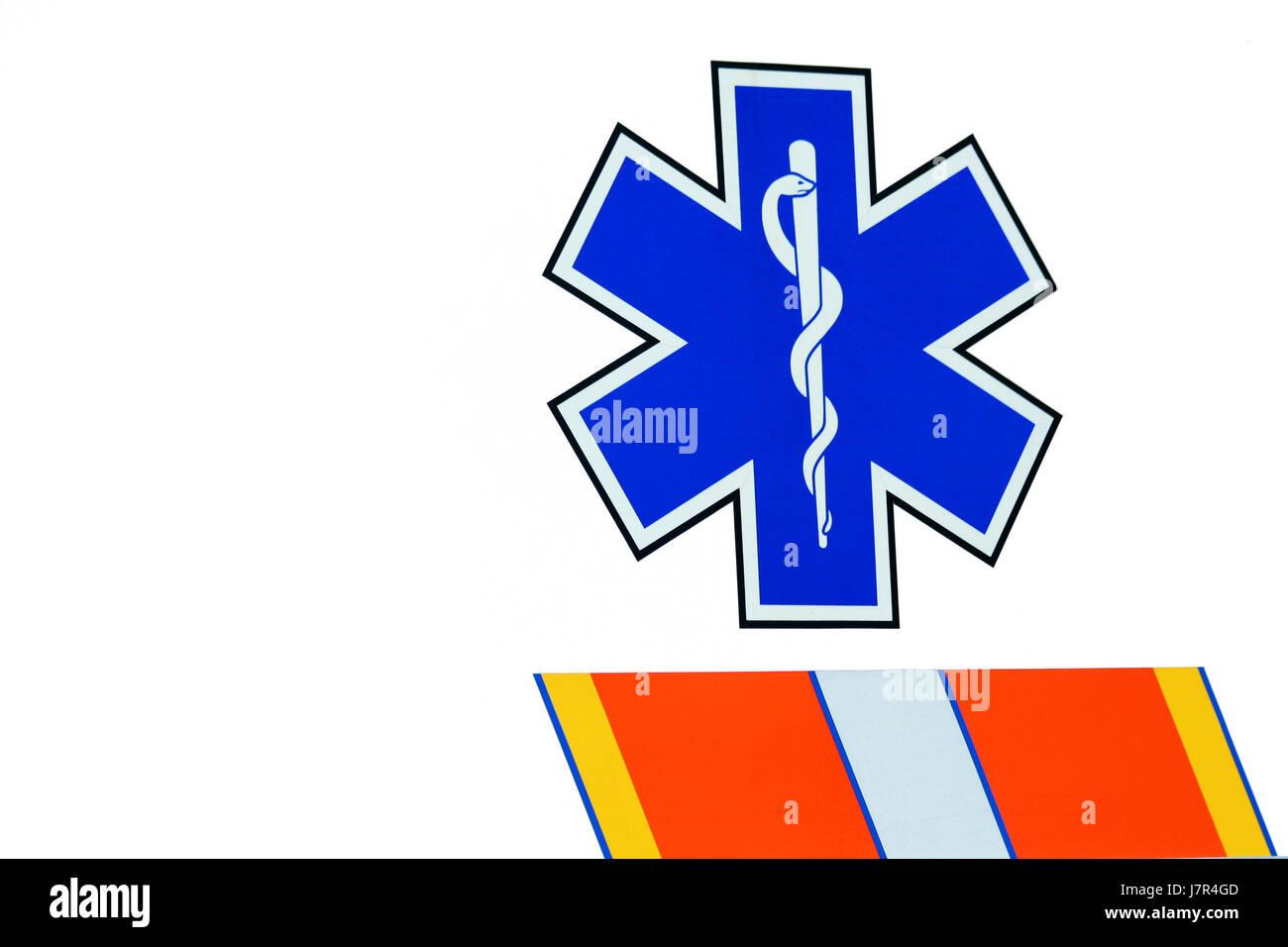Blue Health Medicinally Medical Emergency Snake Means Agent Medicine