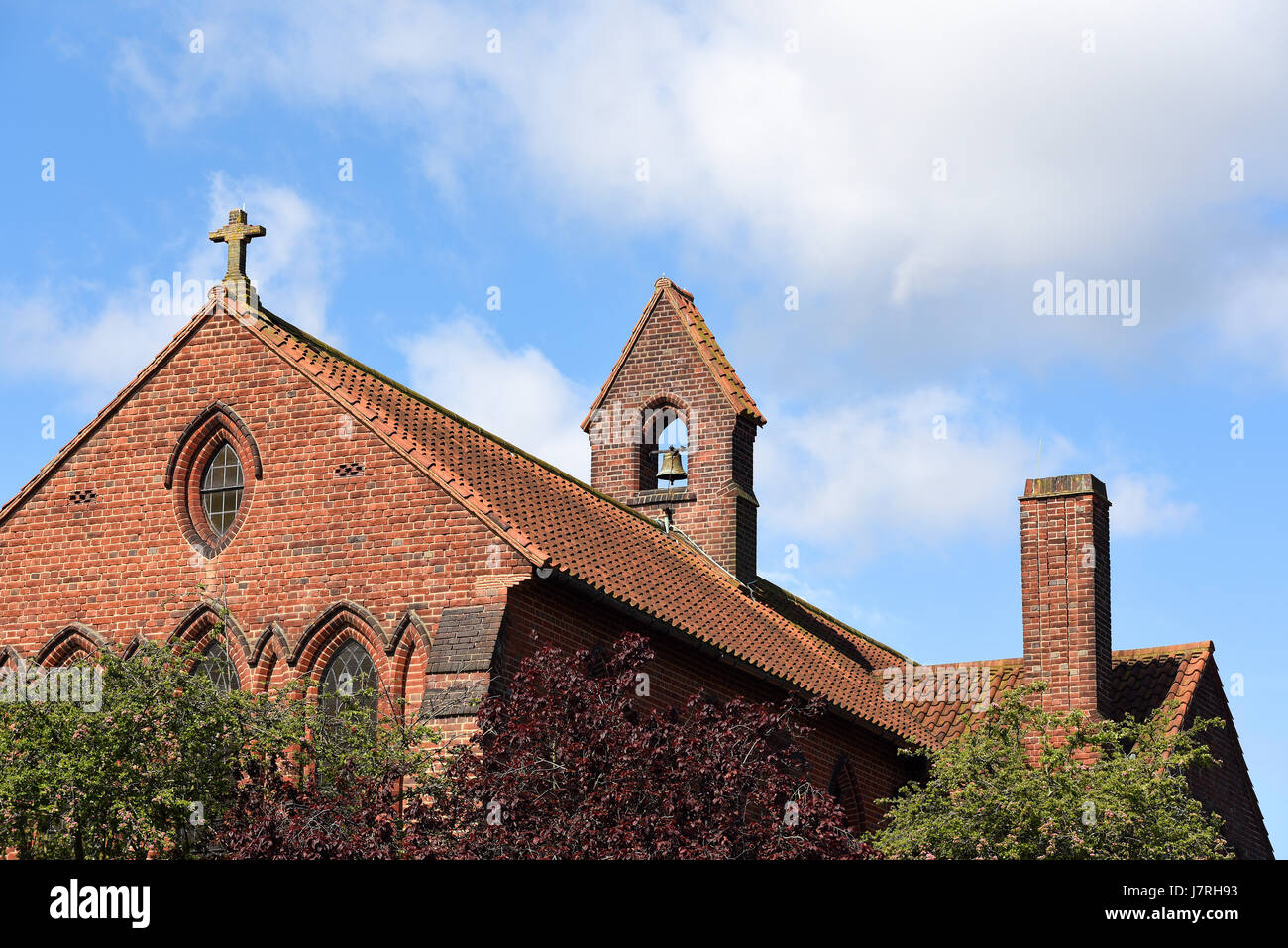 St. Andrews Church Westcliff on Sea, Essex,Church of England Diocese of Chelmsford - Stock Image
