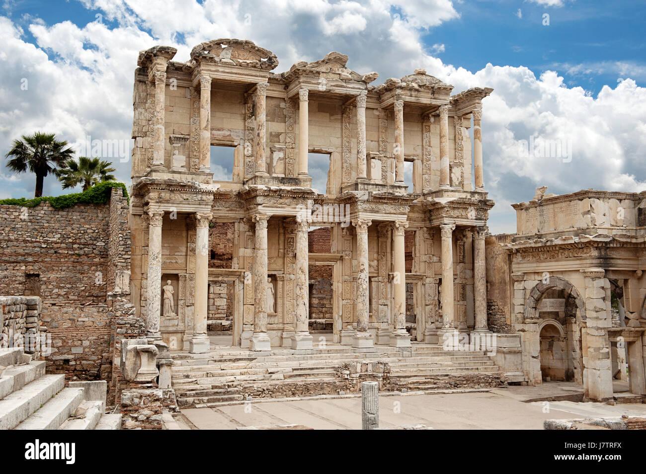 Ephesus, Turkey - Stock Image