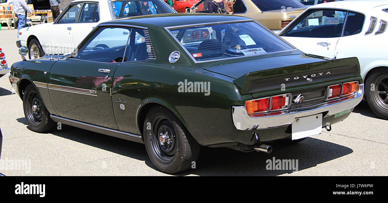 Toyota Celica Stock Photos Images Page 2 Alamy 1973 Gt Coupe 1600gtv Rear Image