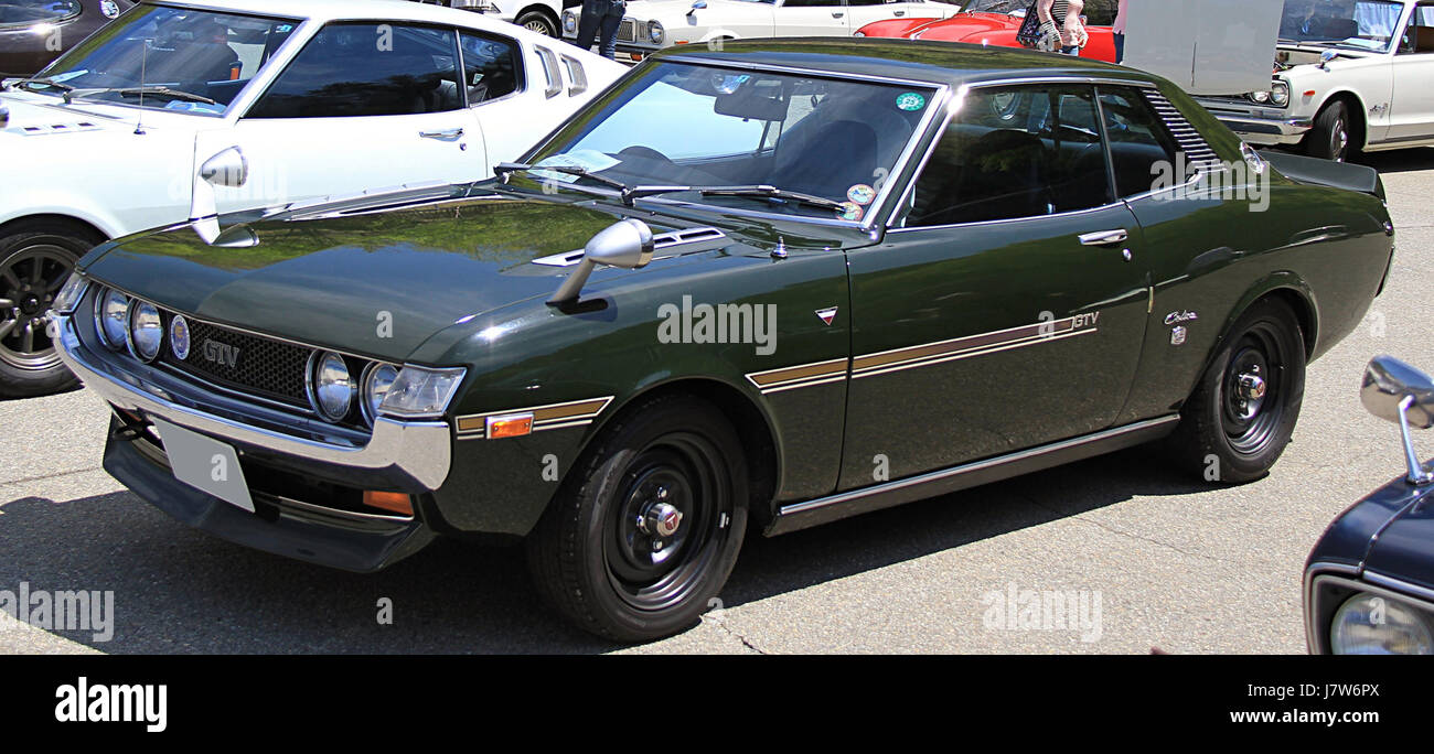Toyota Celica Stock Photos Images Page 2 Alamy 1973 Gt Liftback Coupe 1600gtv Image