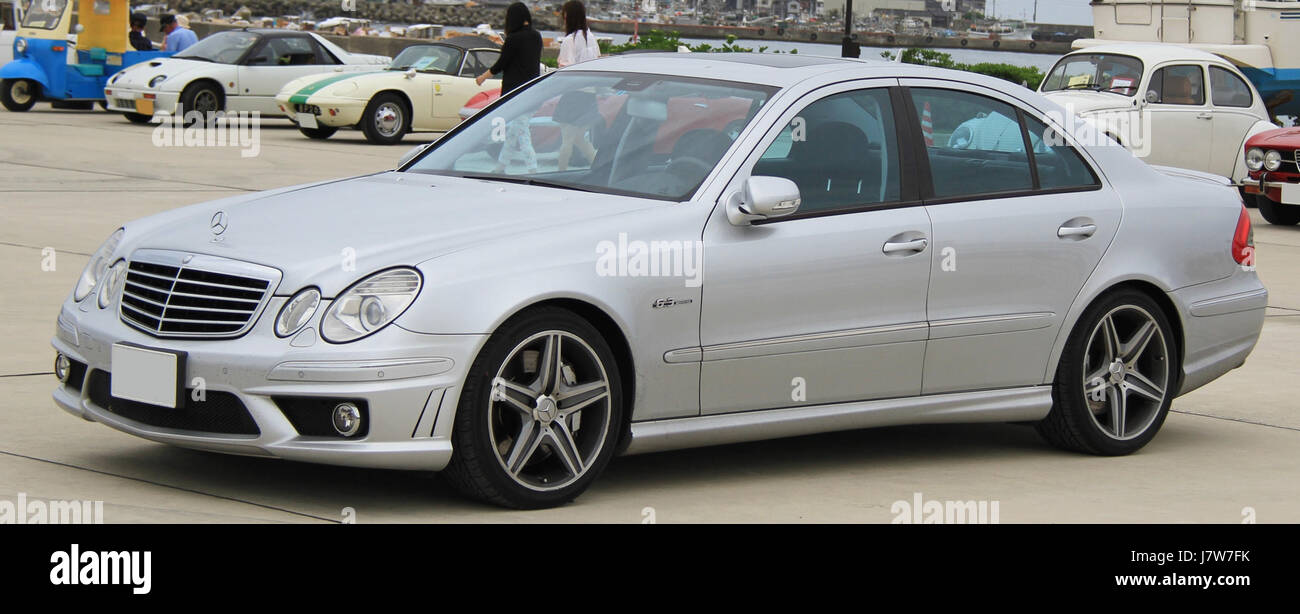 2006 2009 Mercedes Benz E63 AMG Stock Photo: 142540263 - Alamy