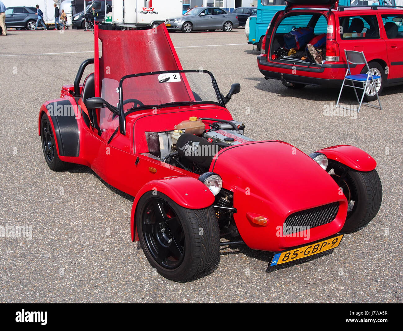1992 Westfield Sports Licence 85 GBP 9 Pic1