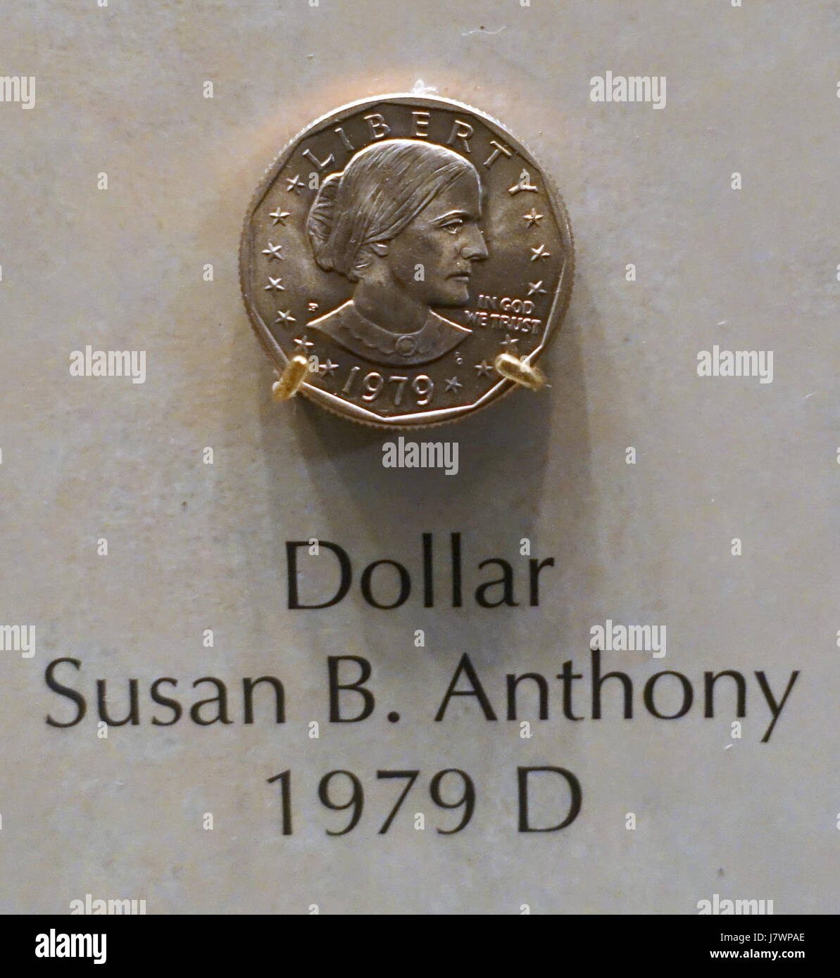 1 Dollar, United States, Susan B  Anthony, 1979 D National