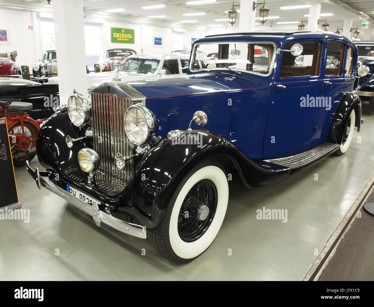1937 Rolls Royce Phantom Iii High Resolution Stock Photography And Images Alamy