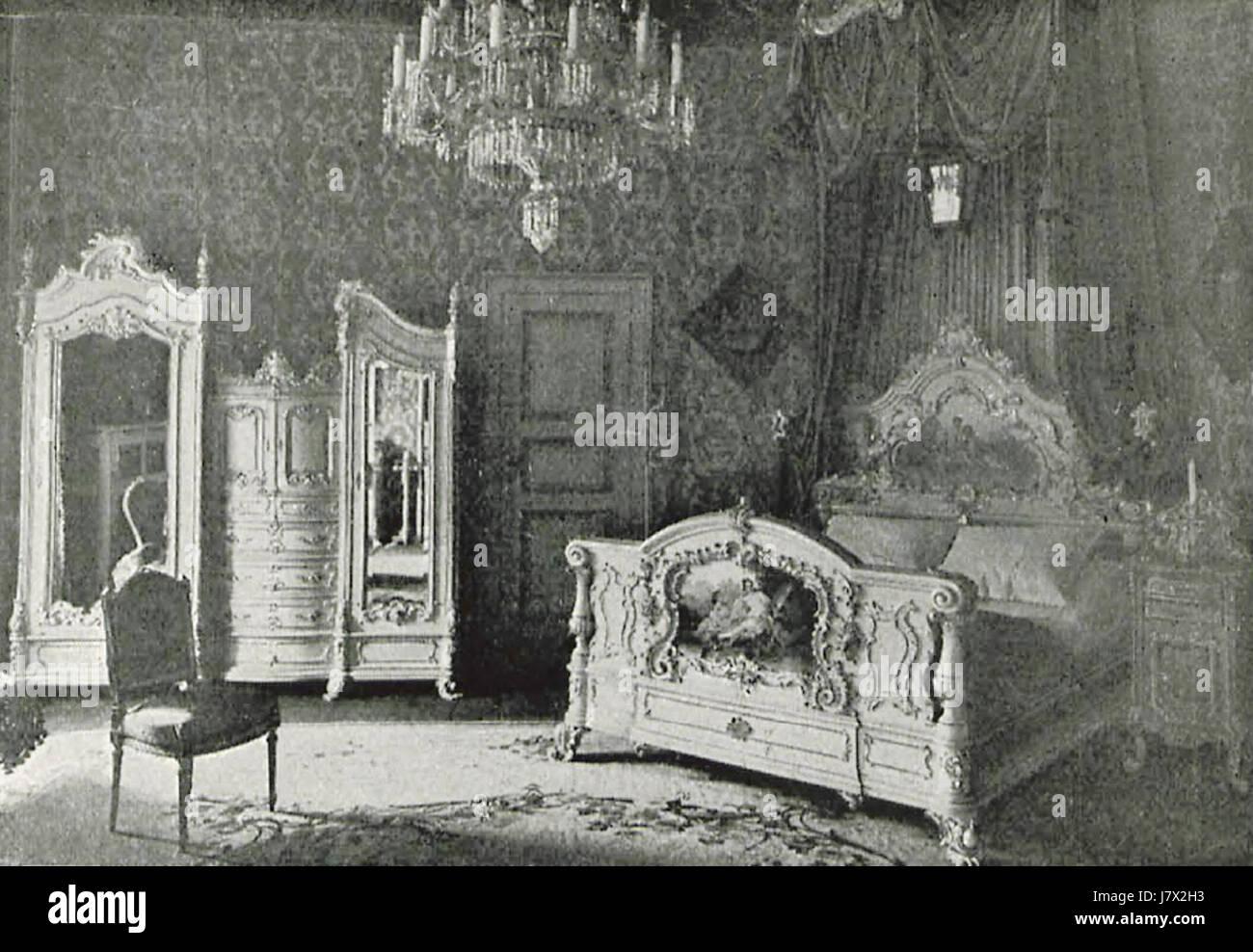 berlin hotel kaiserhof schlafzimmer berlleben 1904 03
