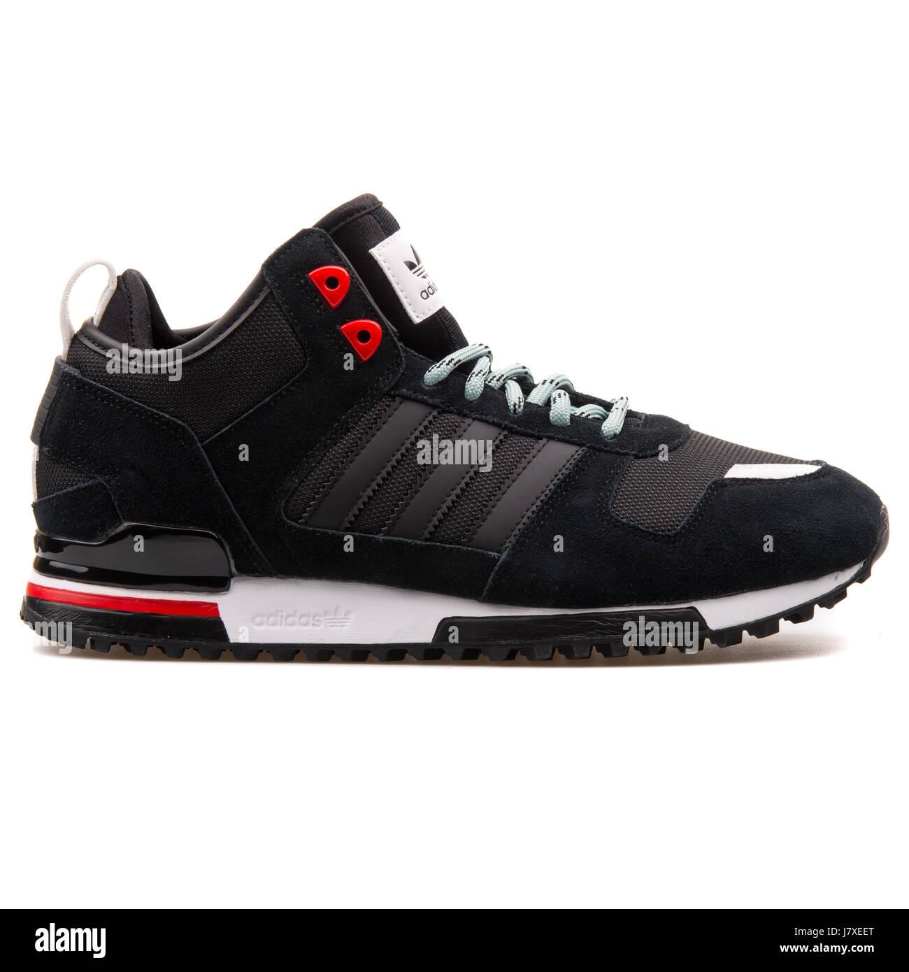 Adidas ZX700 Winter Men's Black Sneakers B35236 Stock