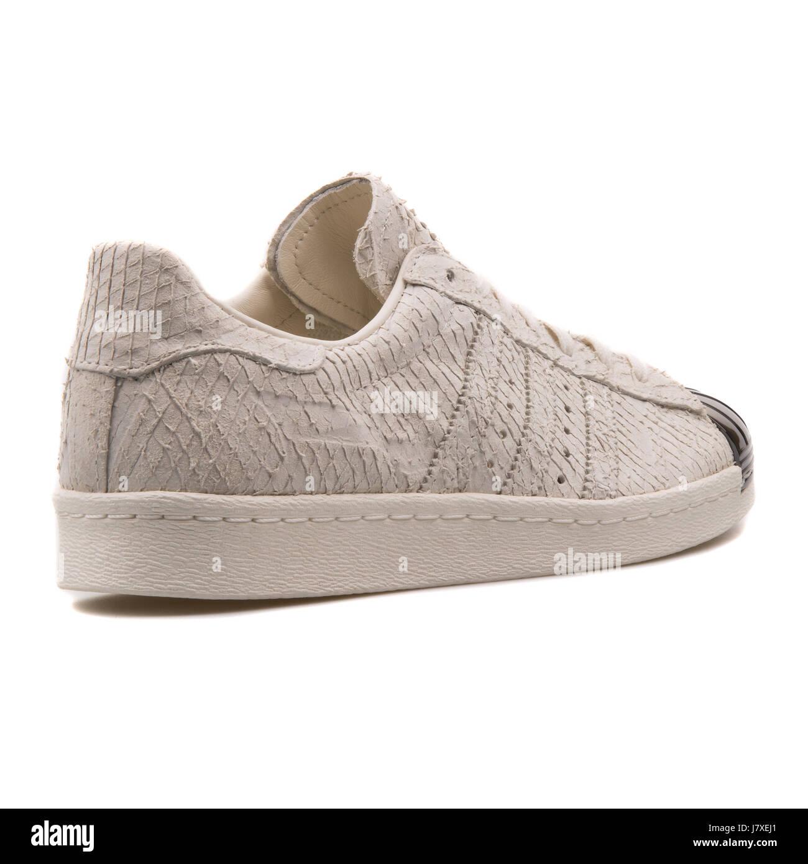 Adidas Superstar 80S Metal Toe W Women's Classic White