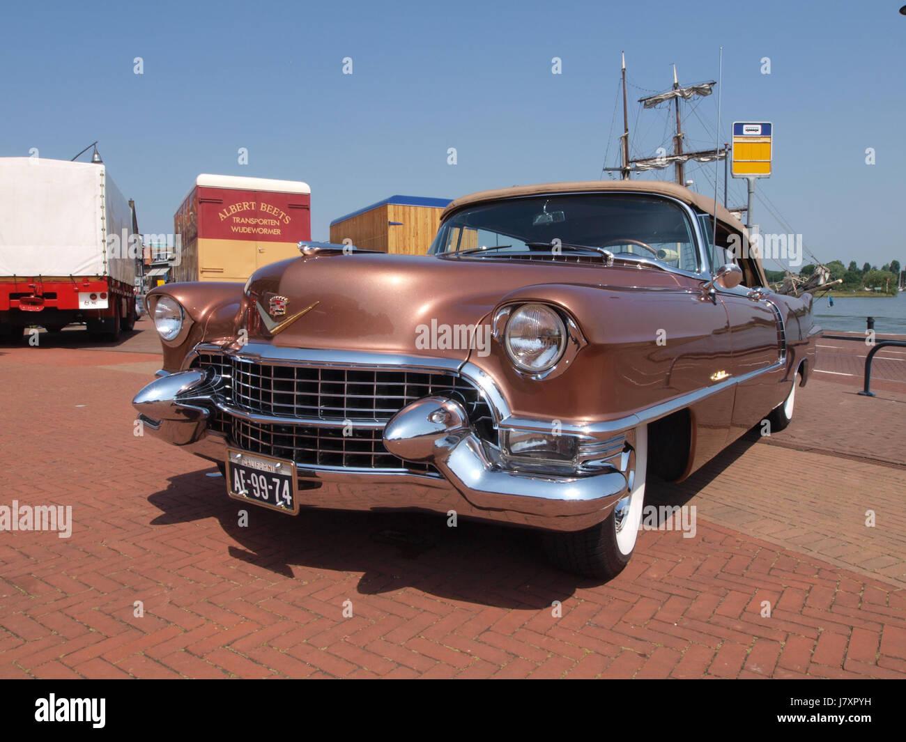1955 Cadillac Stock Photos & 1955 Cadillac Stock Images - Alamy