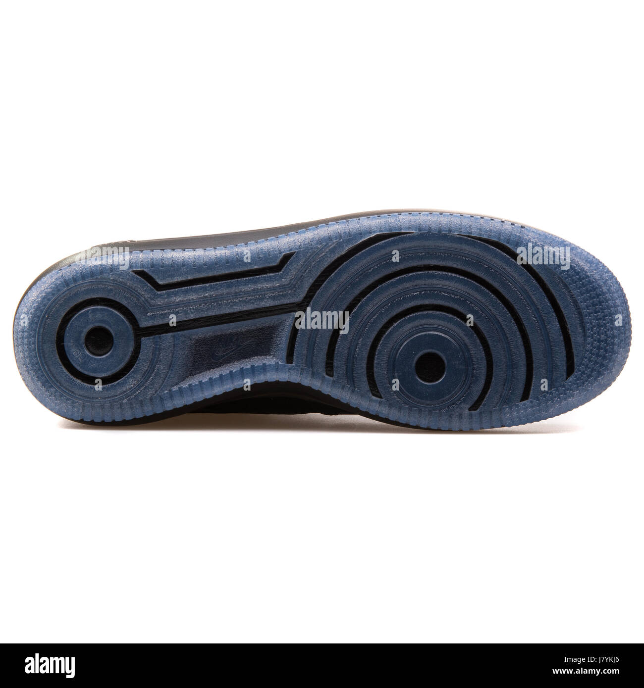 online store 31540 370ec Nike Lunar Force 1  14 Men Black Sneakers - 654256-001
