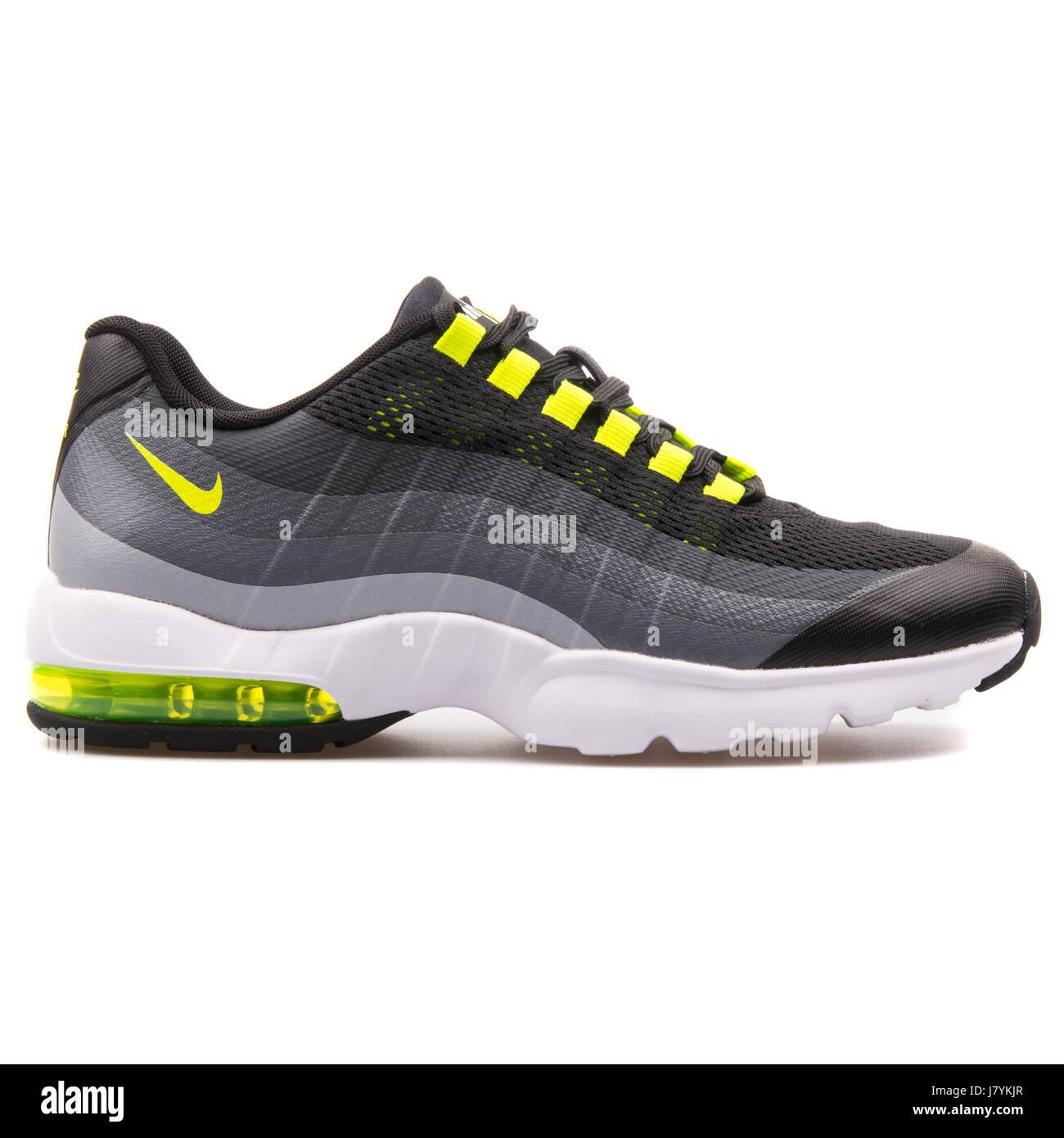 Nike WMNS Air Max 95 Ultra Women's Running Grey Sneaker