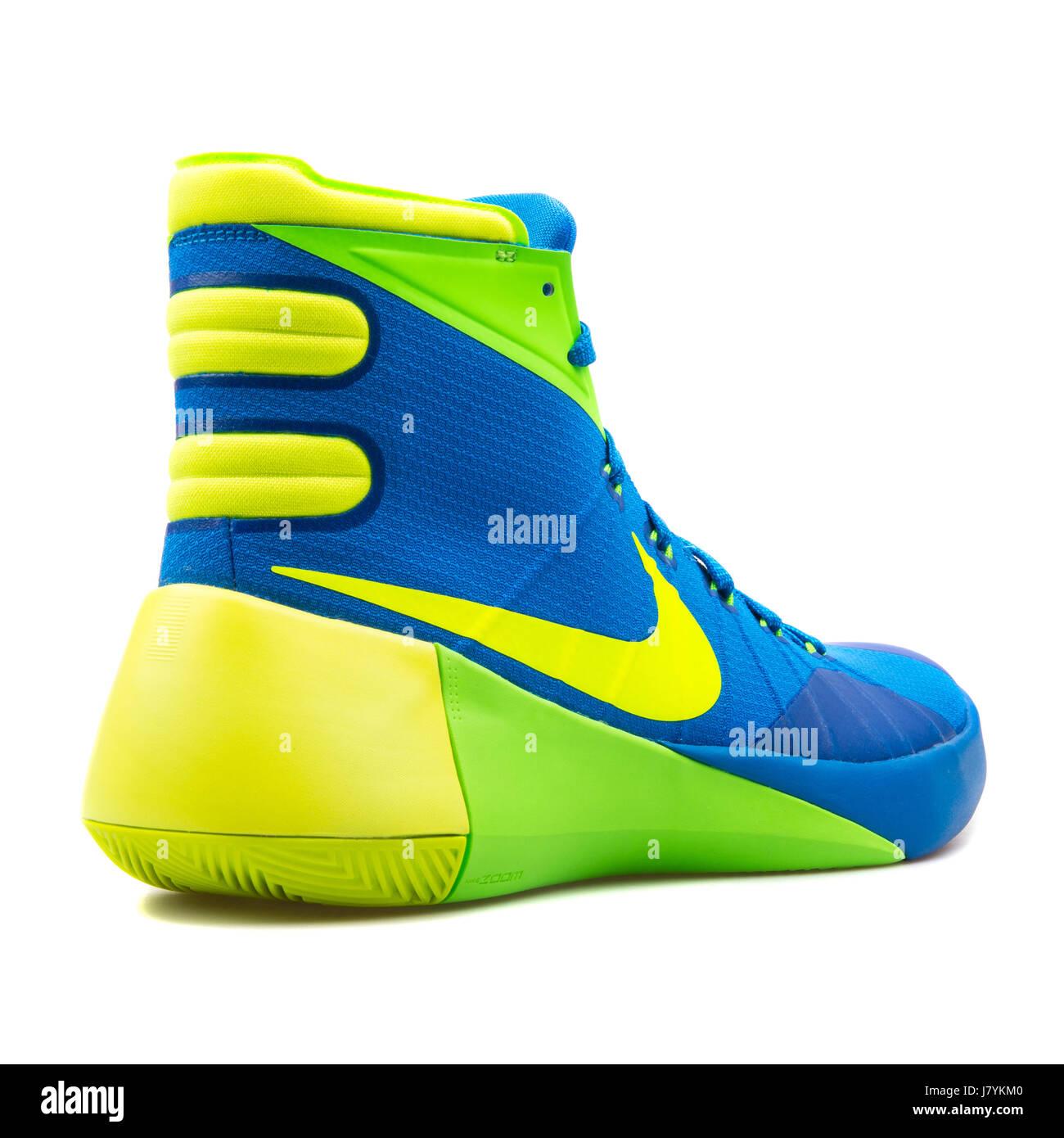 Schuhe Blau nike hyperdunk 2015 photo Blau Herren 749561