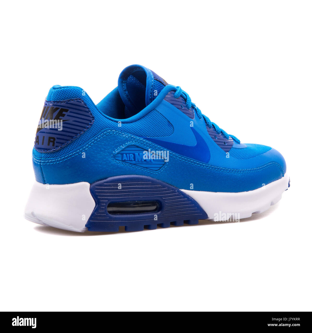 half off 8acb8 67eb6 Nike W Air Max 90 Ultra Essential Blue Women Running ...