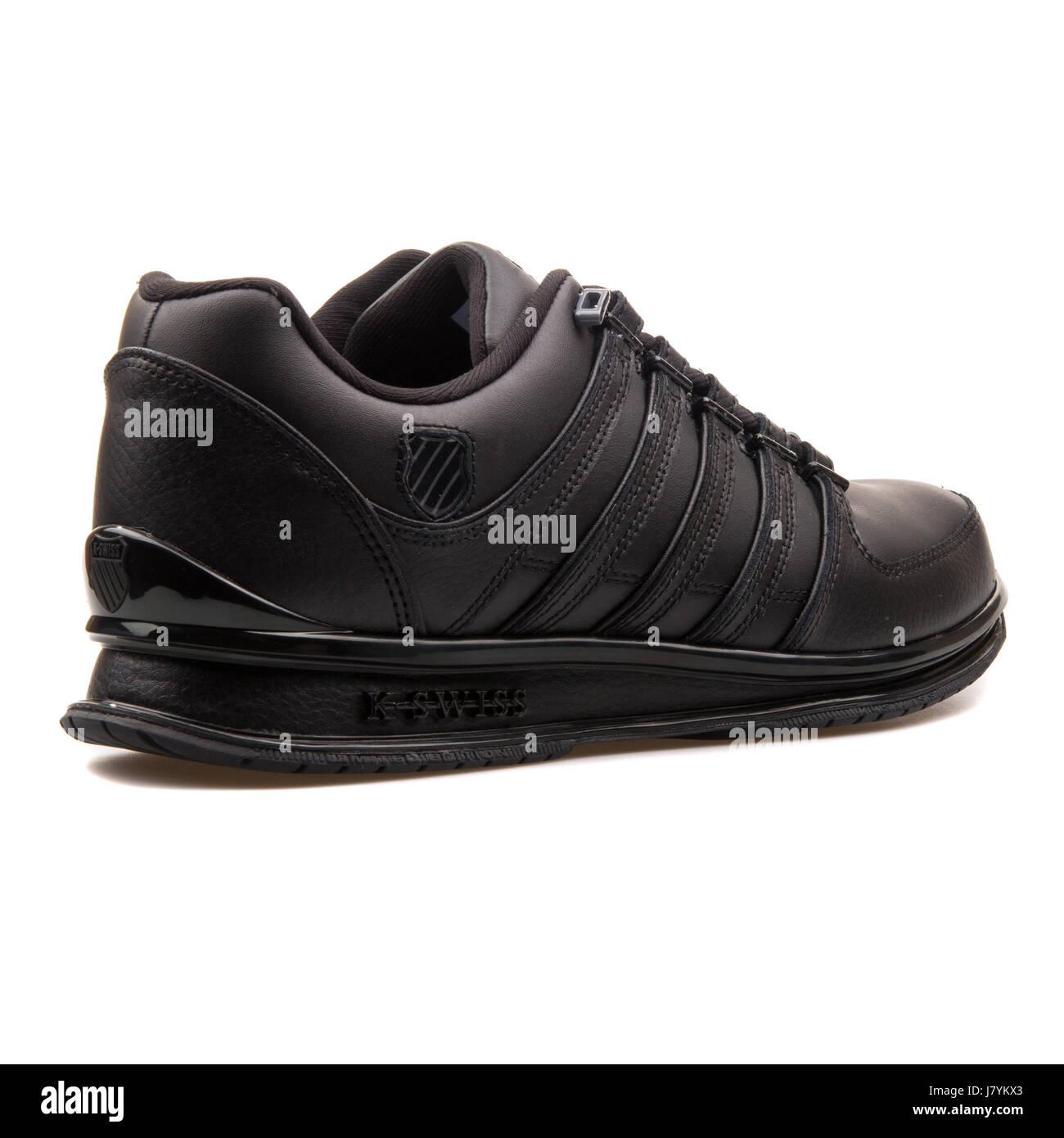 K-Swiss Rinzler SP Black Men's Shoes