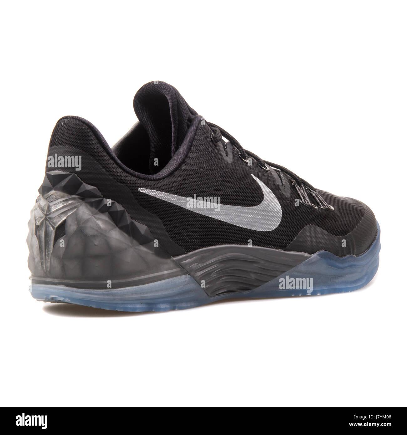 9df15e2fe897 Nike Zoom Kobe Venomenon 5 Black Men s Basketball Sneakers - 749884-001
