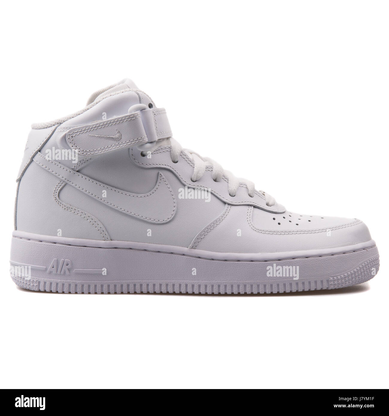 more photos aa8af e28d6 Nike WMNS Air Force 1 Mid  07 LE White Women s Sports Sneakers - 366731-100
