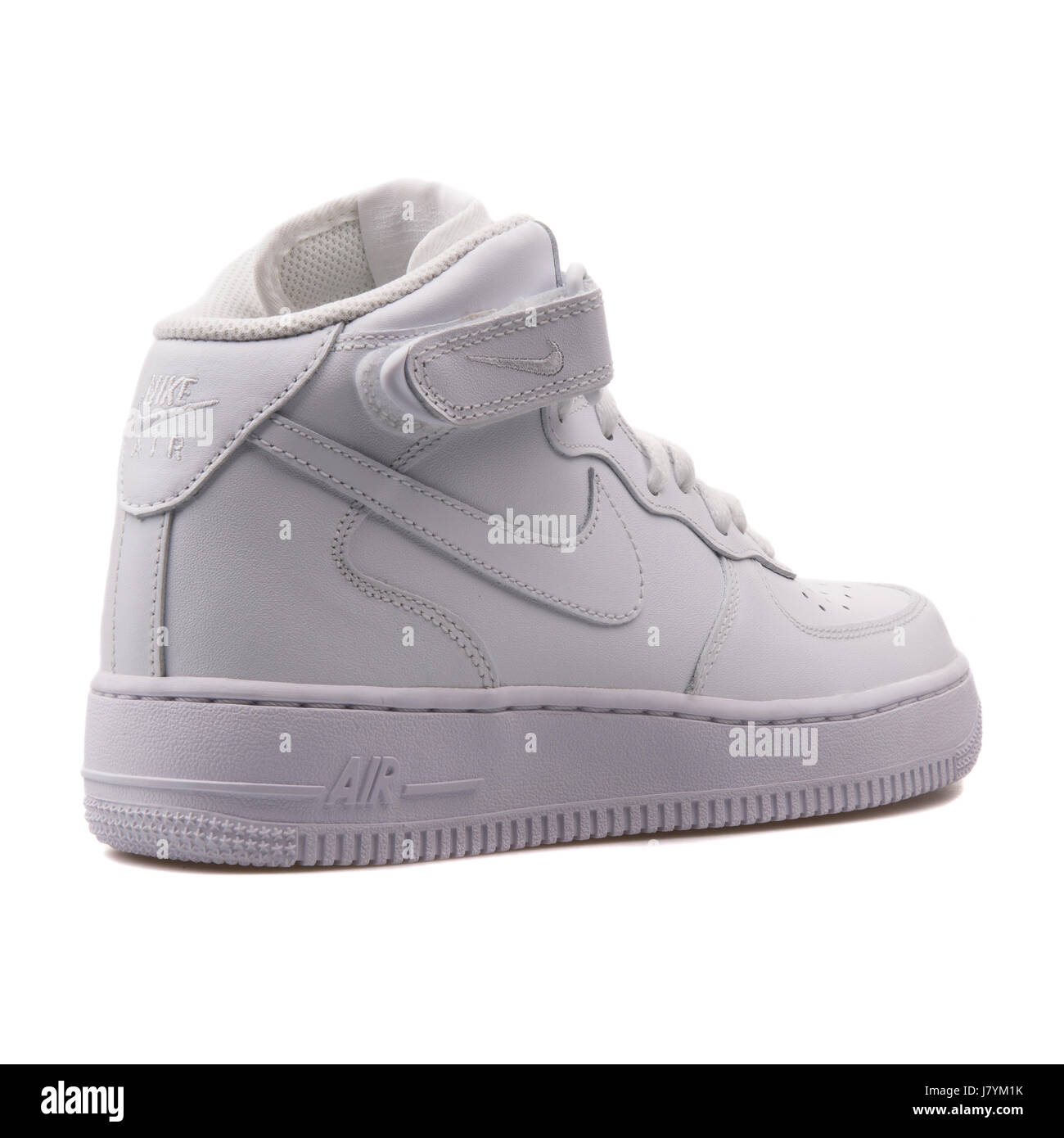 official photos 9df8c b3208 Nike WMNS Air Force 1 Mid  07 LE White Women s Sports Sneakers - 366731-