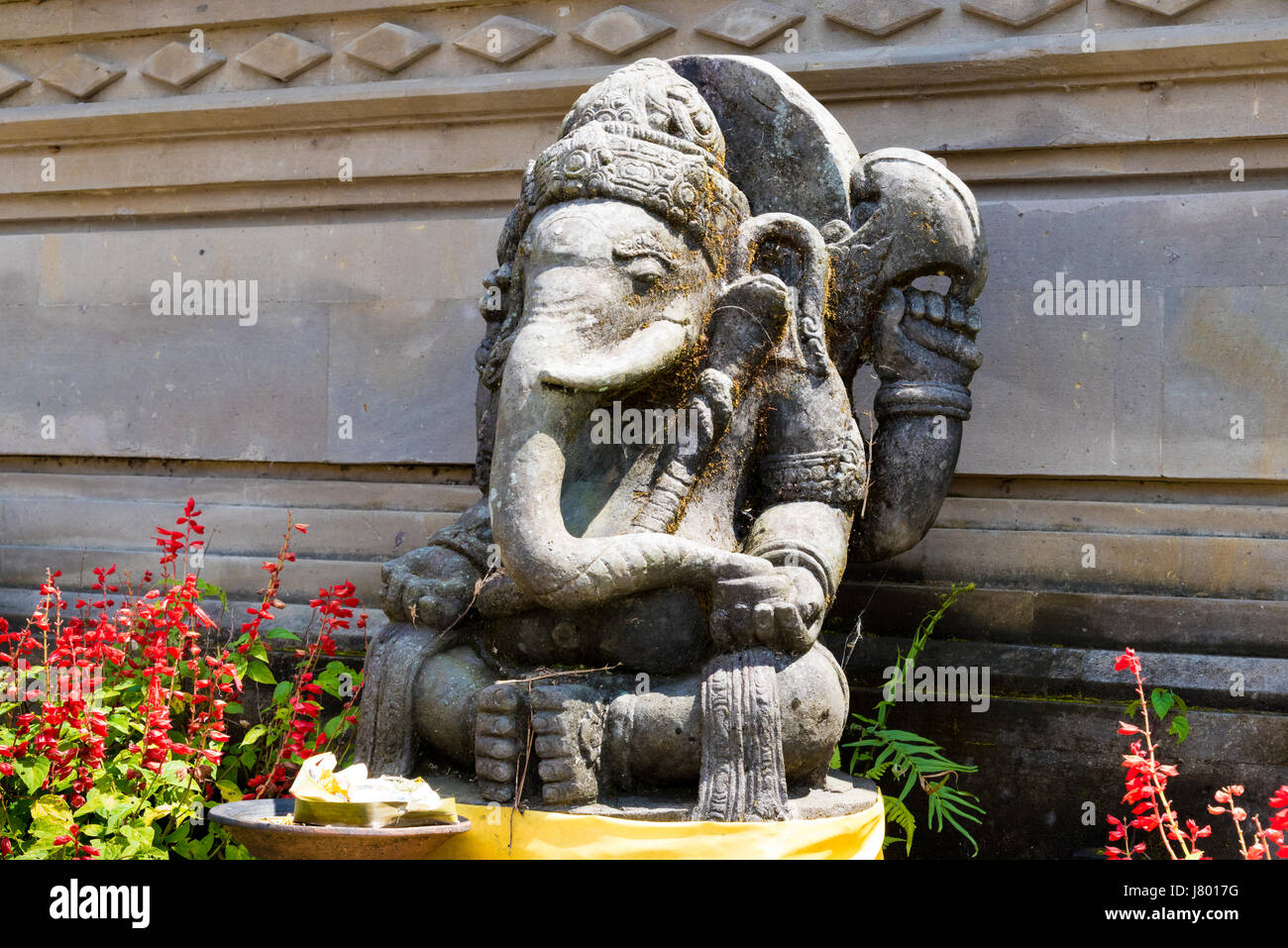 Ganesha Statue Bali Stock Photos & Ganesha Statue Bali