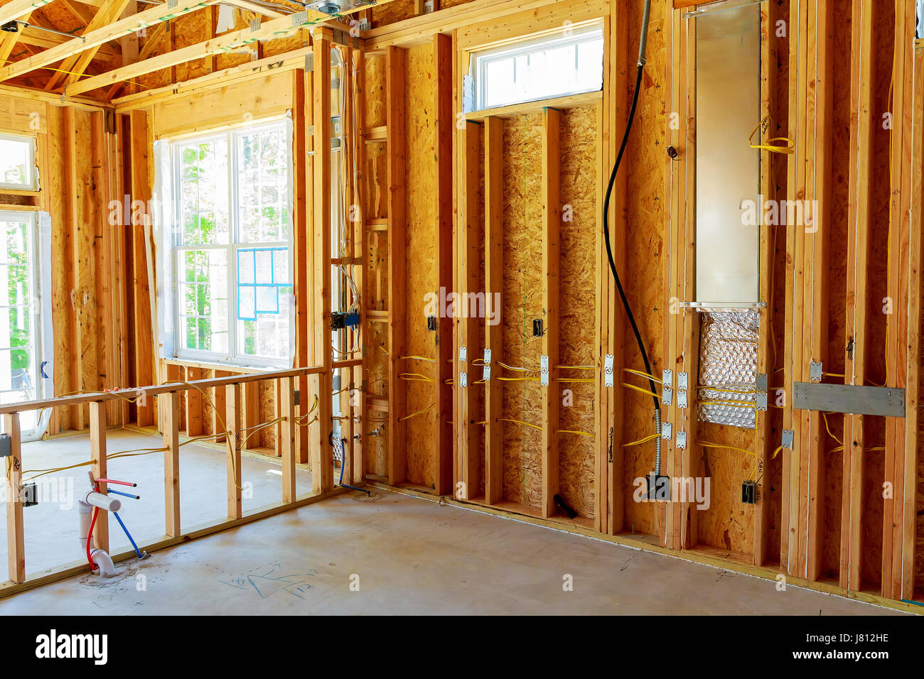 Simple House Electrical Wiring House Electrical Wiring Home