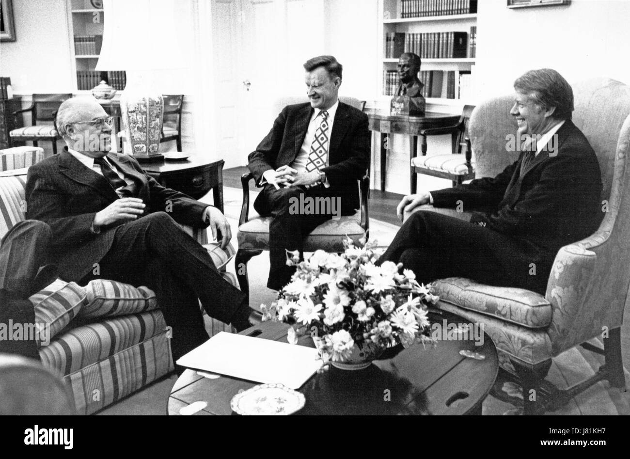 Image result for Anatoly Dobrynin Jimmy Carter