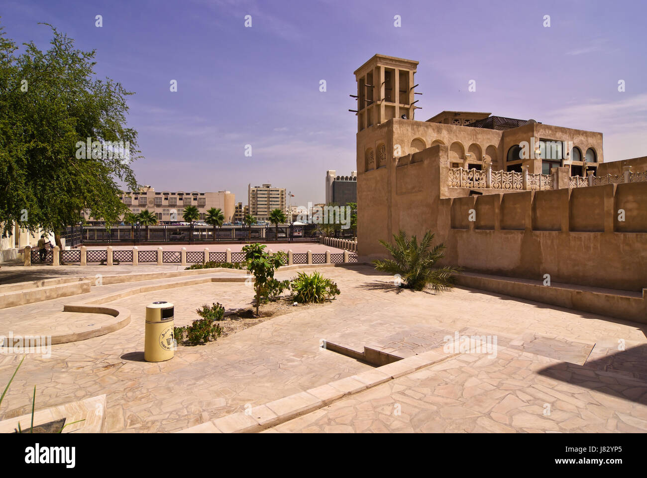 city town capital gulf emirates united persian story religion city town culture - Stock Image