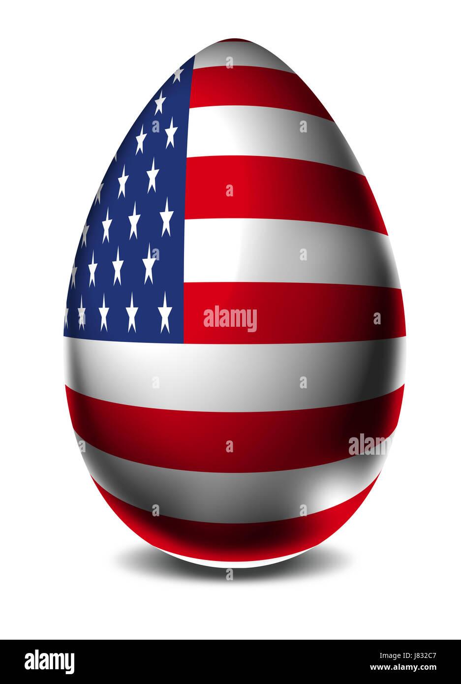american usa america easter easter egg egg dessert chocolate food
