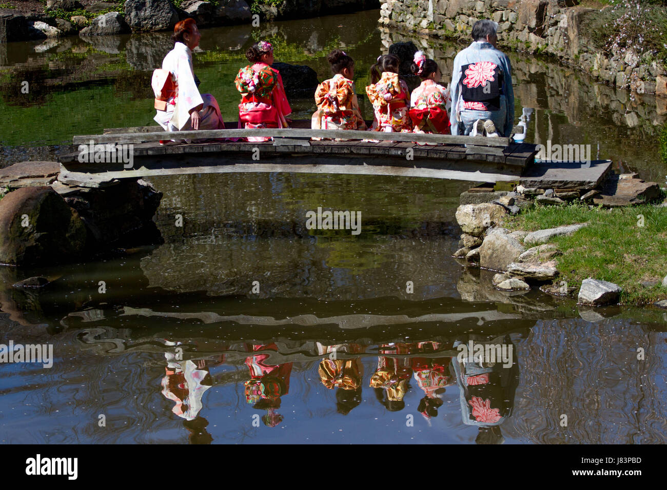 Ceremony at the Shofuso Japanese House and Garden in Philadelphia\'s ...