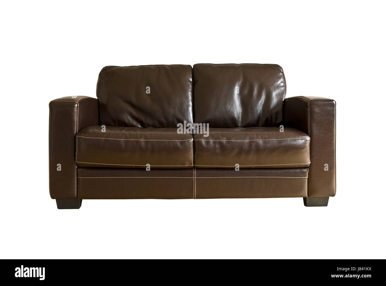Furniture Brown Brownish Brunette Leather Sofa Seating