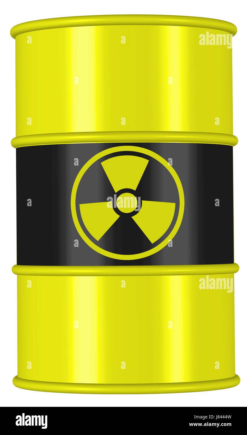 danger environment enviroment isolated risk hazardous industry energy power - Stock Image