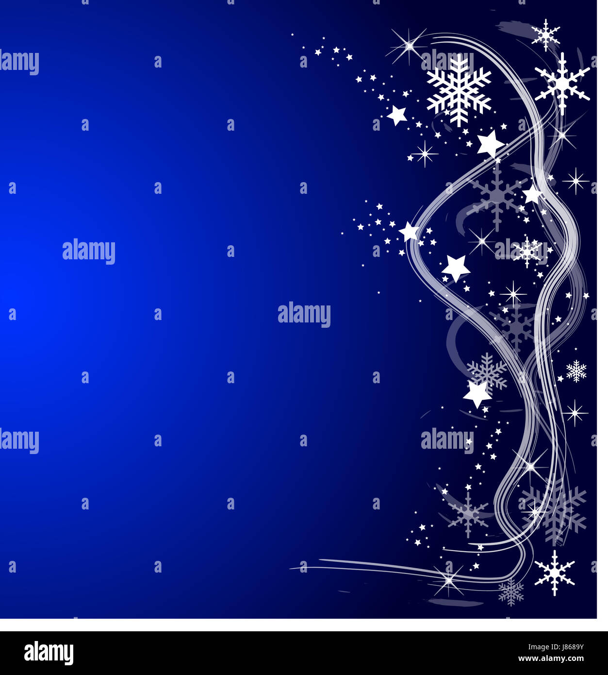 holiday, party, celebration, verve, curvate, abstract, snowflake, christmas Stock Photo