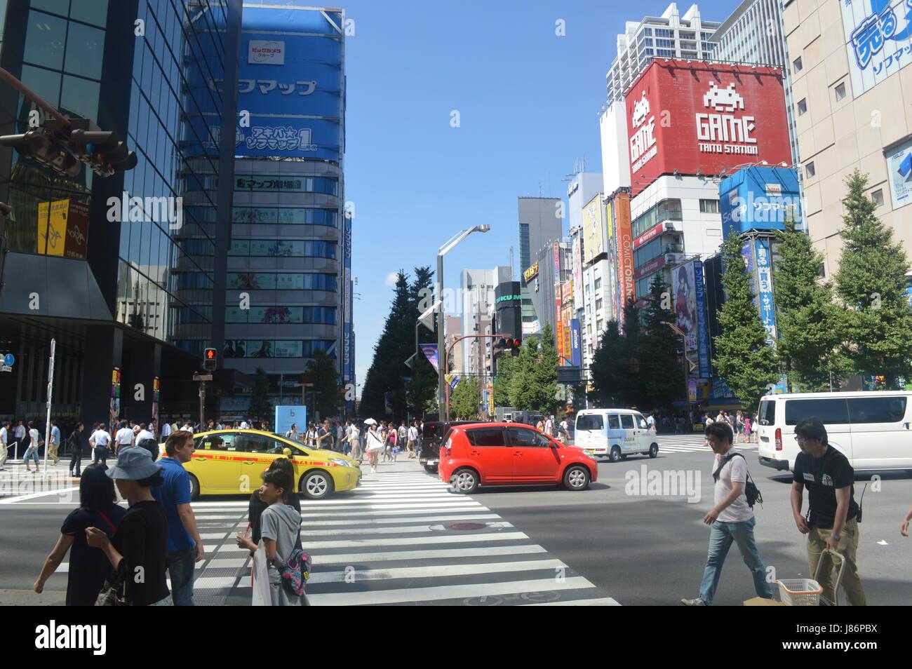 Japan pictures-Photos du Japon - Stock Image
