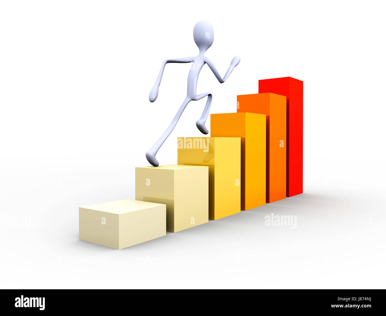 walk, go, going, walking, presentation, successful, succesful, chart, graphic, Stock Photo