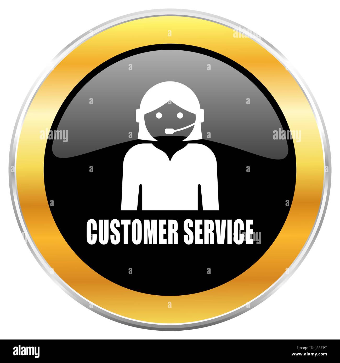 Black web customer service