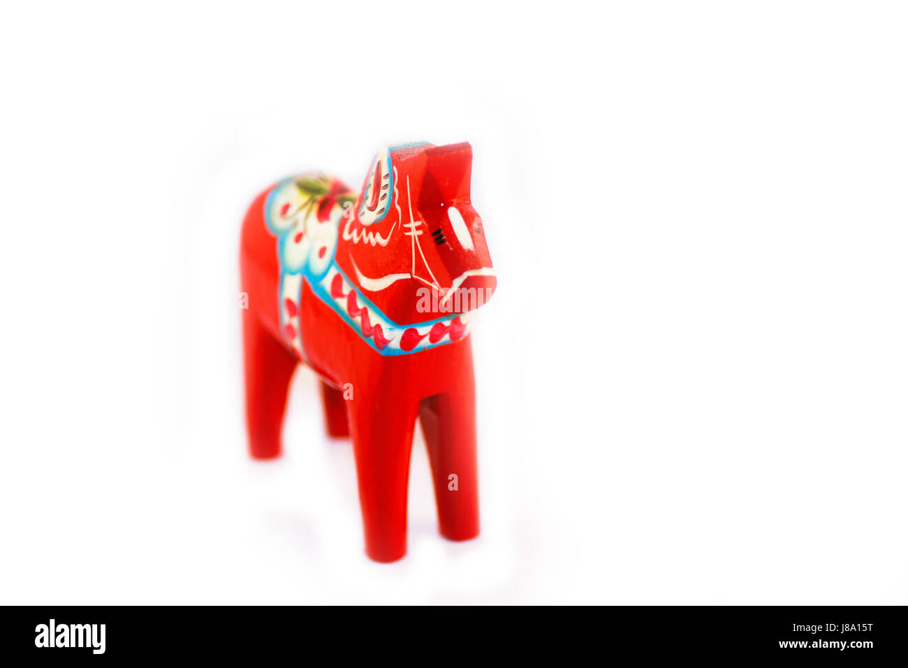 beautiful, beauteously, nice, object, art, isolated, space, horse, animal, - Stock Image