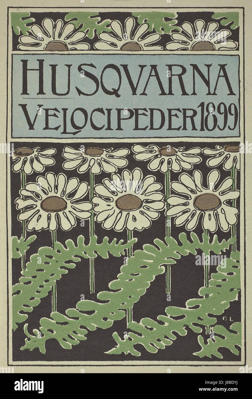 Husqvarna fabriks aktiebolag Priskuranter Bruksanvisningar (15750815877) - Stock Image