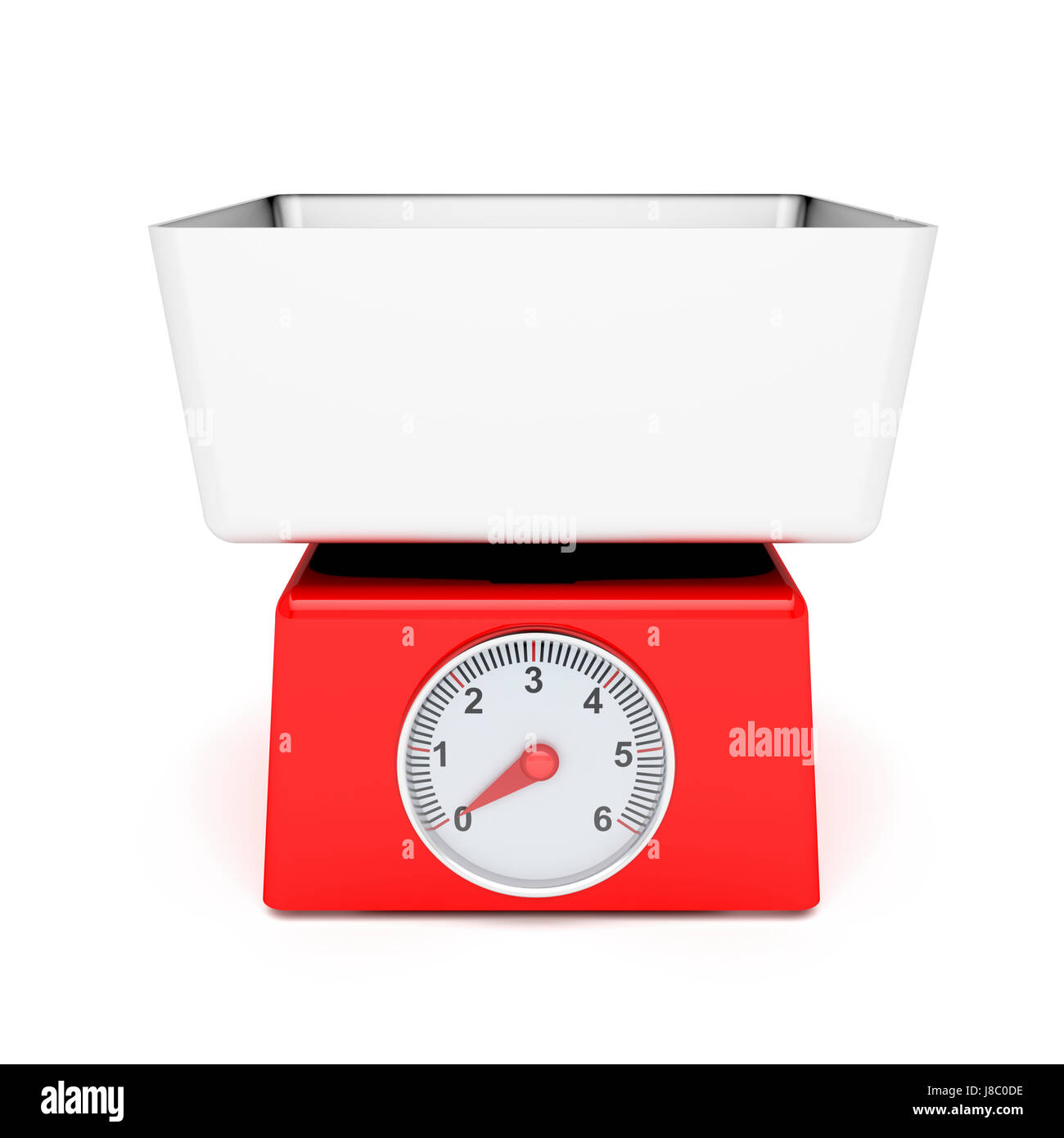 measured, sured, measure, kitchen, cuisine, mass, weight, kilogram, scale, - Stock Image