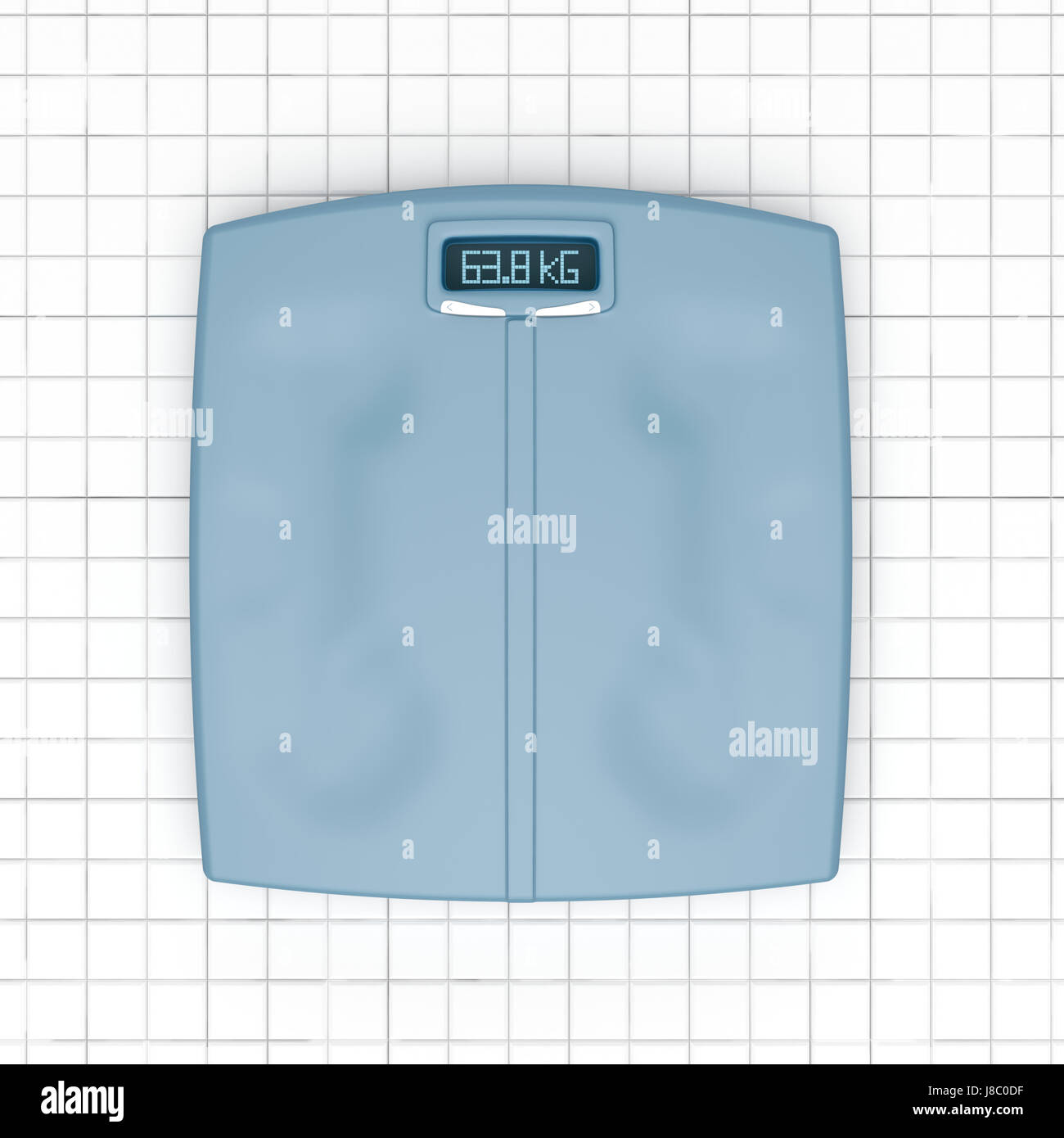 diet, mass, weight, overweight, kilogram, scale, obese, object, household, - Stock Image