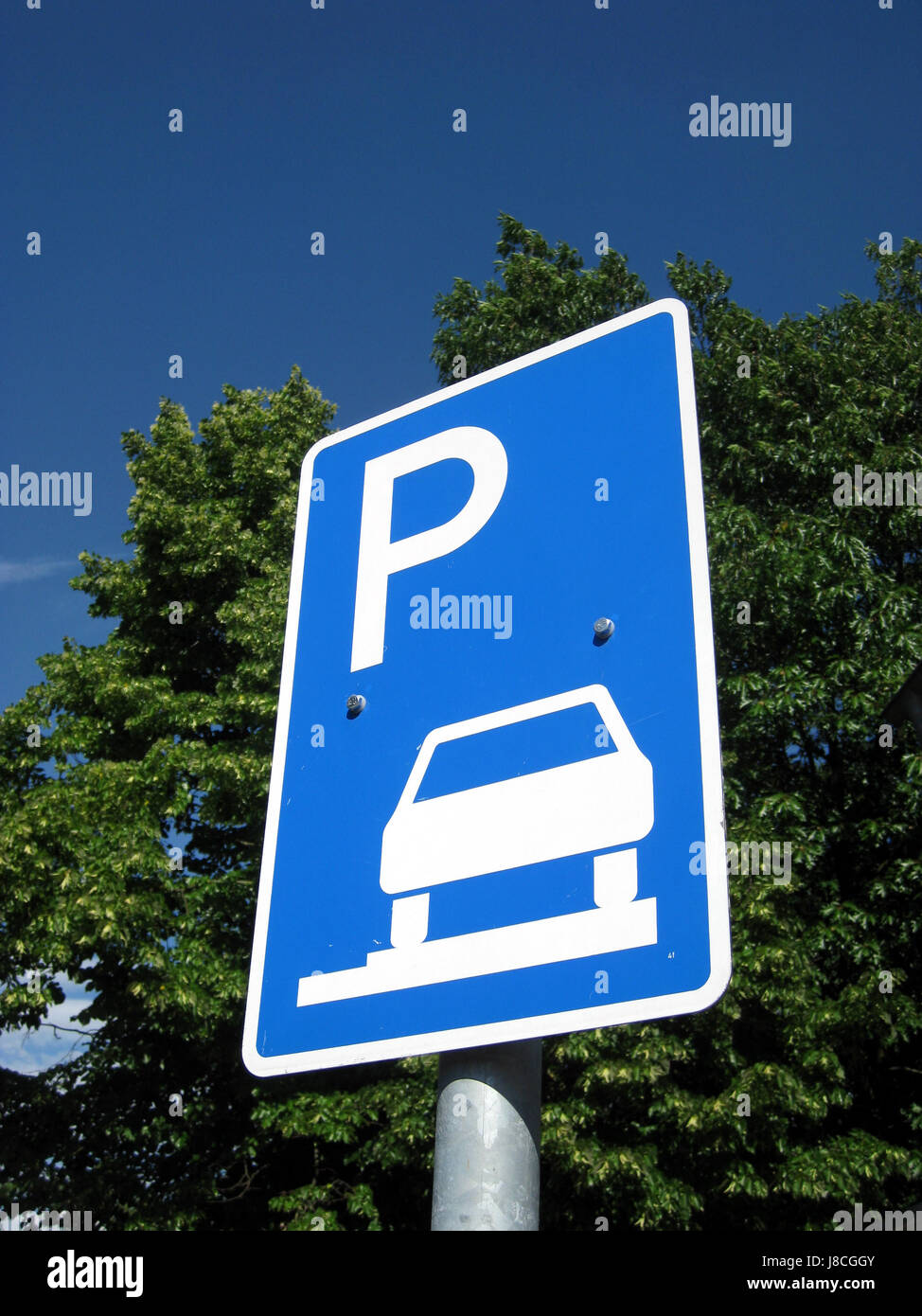 sign, signal, traffic, transportation, pavement, sidewalk, parking, object, Stock Photo
