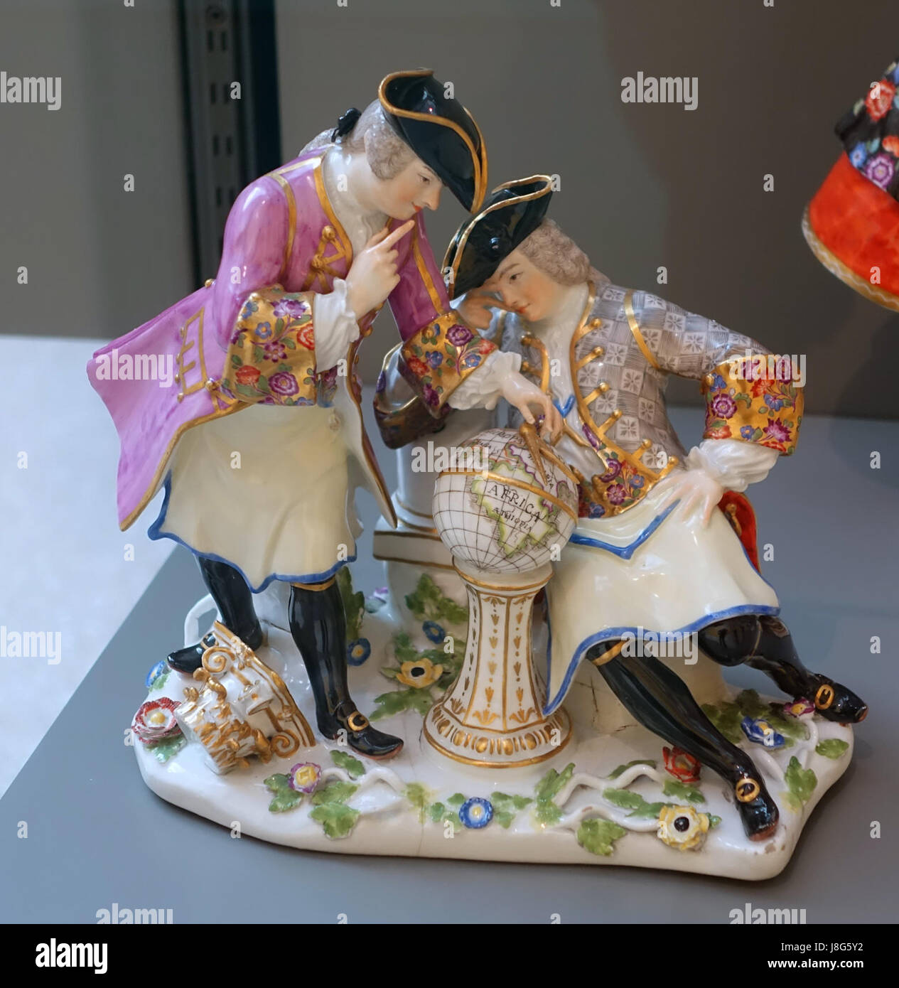 Meissen Group Stock Photos & Meissen Group Stock Images - Alamy