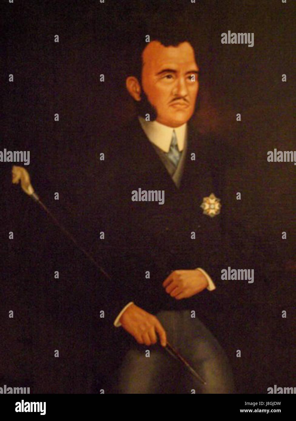 Gideon Kailipalaki Laanui - Stock Image